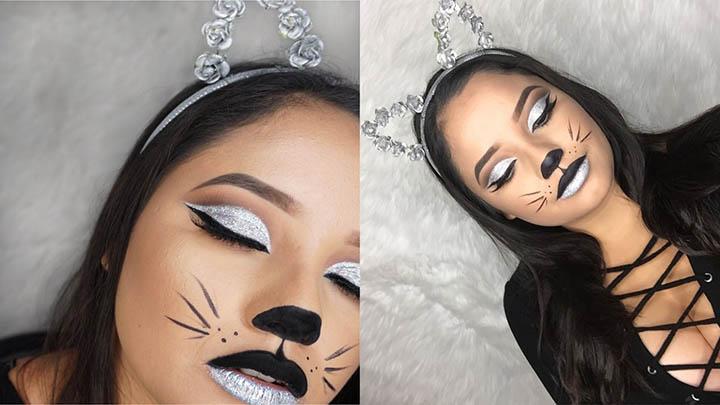 Как сделать макияж на Хэллоуин в домашних условиях?