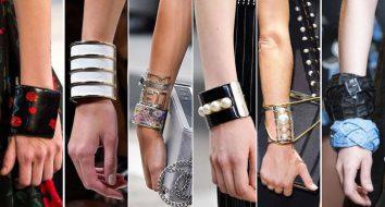 Модные женские браслеты 2017