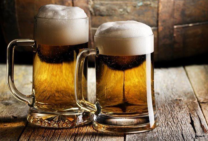 Подарок из пива своими руками