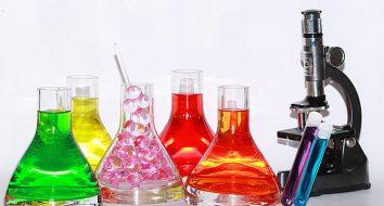 Поздравление учителя химии с Днем учителя