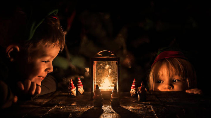 что подарить детям на Рождество