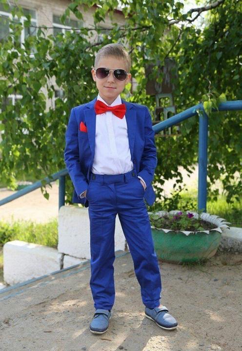 Детский костюм на выпускной