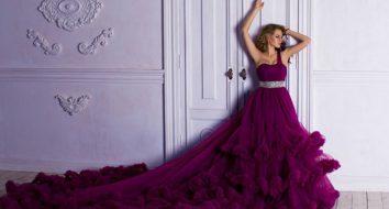 Модные тенденции при выборе выпускных платьев