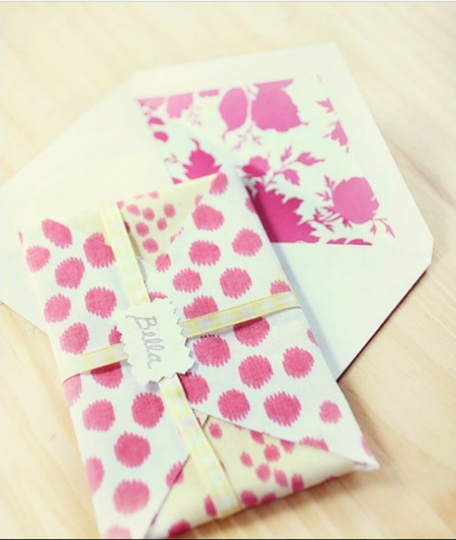 Как, конвертики для маленьких открыток