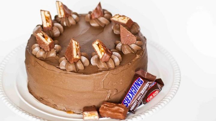 Торт на День рождения мужу своими руками