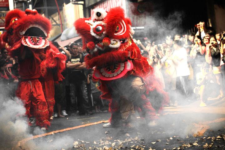 Какого числа китайский Новый год