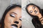 Миниатюра к статье Страшный и прекрасный макияж на Хэллоуин: 20 идей для классного мейк-апа
