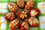 Миниатюра к статье Как красить яйца натуральными красителями на Пасху: 8 способов
